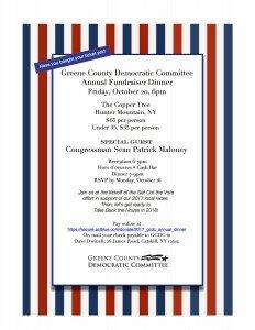 GCDC 2017 Dinner