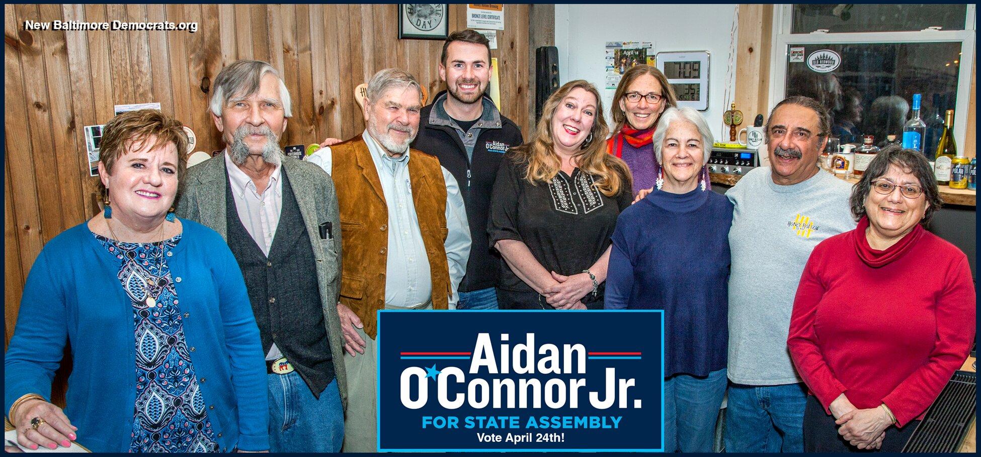 Greene County Democratic Committee Turning Greene Blue